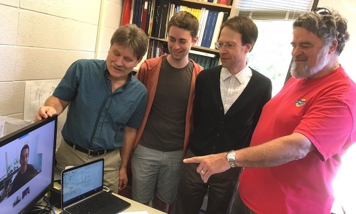 Cornell team creates tool to detect molecules in the cosmos Thumb