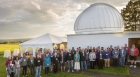 Cornell dedicates telescope Thumb